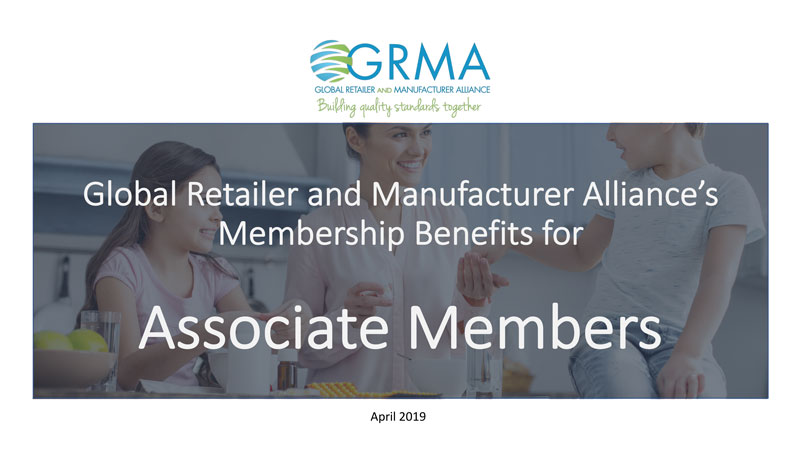 GMP Standards for Retail and Manufacturing